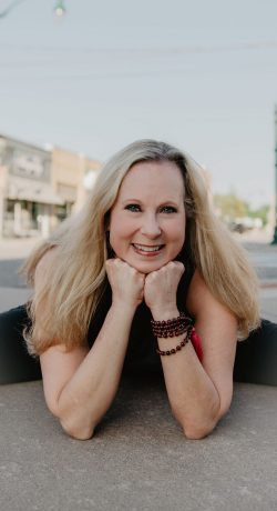 Debbie Gunkel yoga instructor Ethos Yoga Claremore