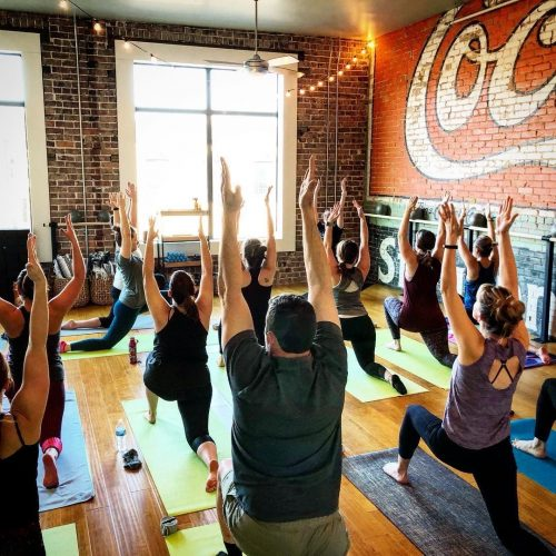 The Studio by Ethos Yoga Claremore Oklahoma