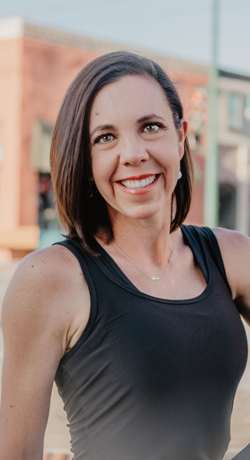 Mindy Smith personal trainer Ethos Yoga Claremore